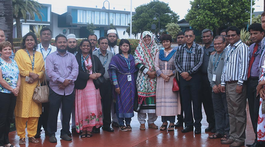 Bangladesh Delegates